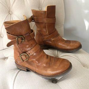 FIORENTINI +BAKER Carmel Eternity boots two buckle